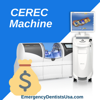 edusa cerec machine cost 2018