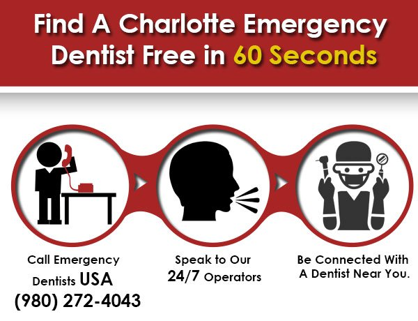 Find an emergency dentist in charlotte nc