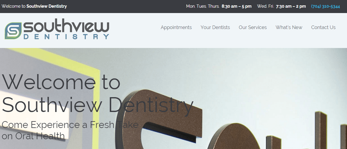 dentist review charlotte - southview dentistry