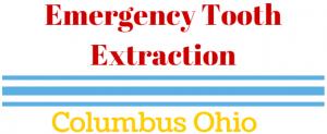 emergency tooth extraction columbus ohio
