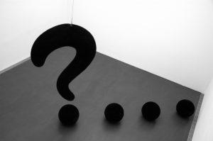 faq emergency dentist question mark