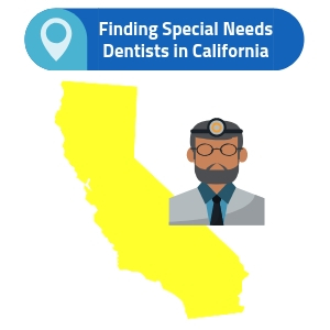 find special needs dentists in california
