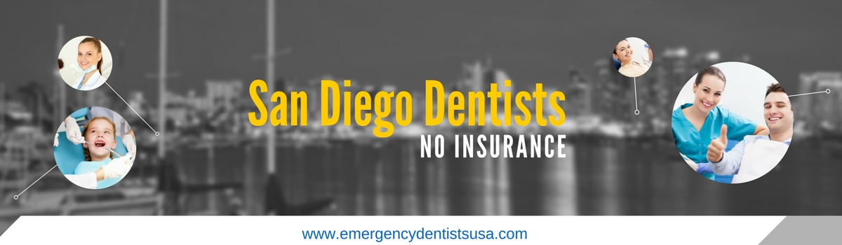 finding a dentist without insurance in san diego