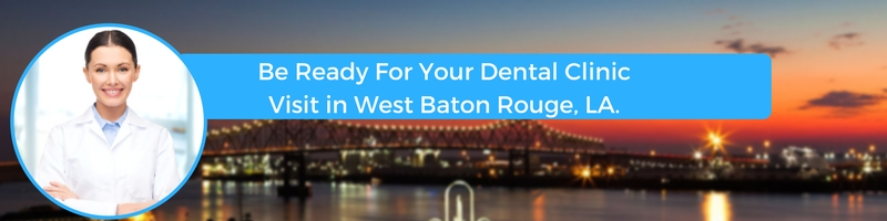 how to prepare for your baton rouge la emergency dental clinic visit