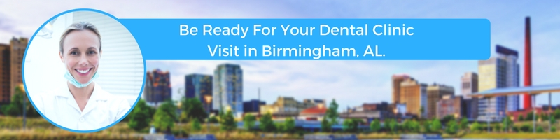 how to prepare for your birmingham al emergency dental clinic visit