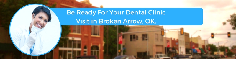 how to prepare for your broken arrow ok emergency dental clinic visit