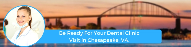 how to prepare for your chesapeake virginia emergency dental clinic visit