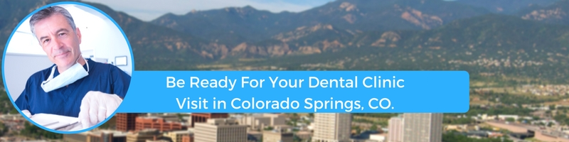 how to prepare for your colorado springs colorado emergency dental clinic visit