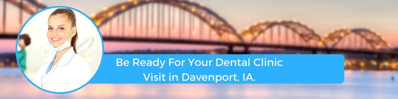 how to prepare for your davenport iowa emergency dental clinic visit