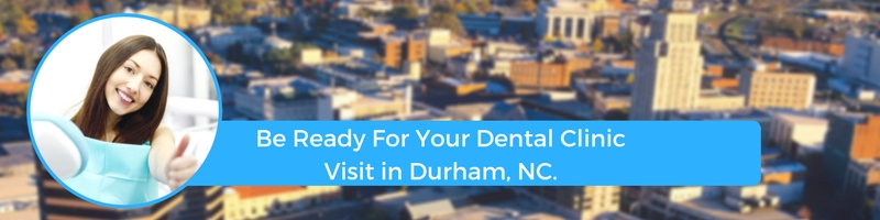 how to prepare for your durham nc emergency dental clinic visit