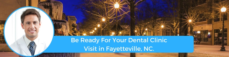 how to prepare for your fayetteville nc emergency dental clinic visit