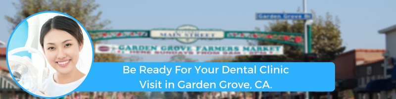 how to prepare for your garden glove ca emergency dental clinic visit