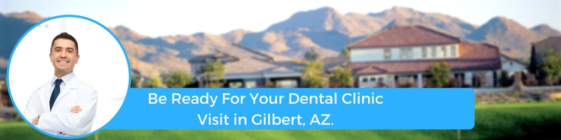 how to prepare for your gilbert az emergency dental clinic visit