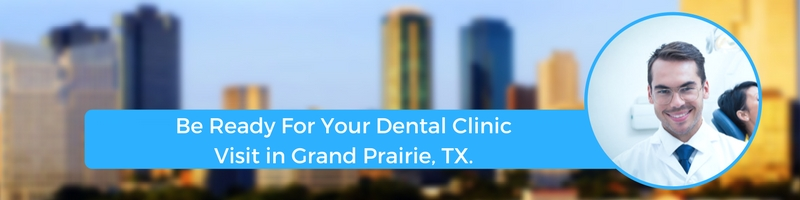 how to prepare for your grand prairie tx emergency dental clinic visit