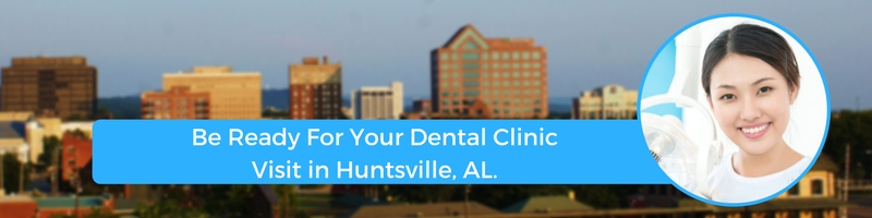 how to prepare for your huntsville al emergency dental clinic visit