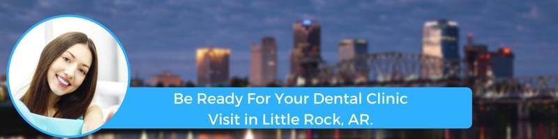 how to prepare for your little rock ar emergency dental clinic visit