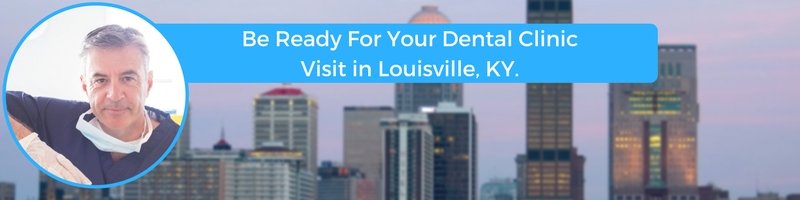 how to prepare for your louisville ky emergency dental clinic visit