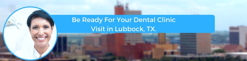 how to prepare for your lubbock tx emergency dental clinic visit