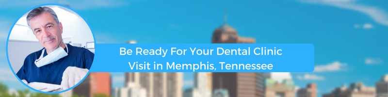 how to prepare for your memphis tennessee emergency dental clinic visit