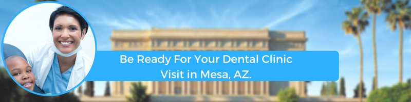 how to prepare for your mesa az emergency dental clinic visit