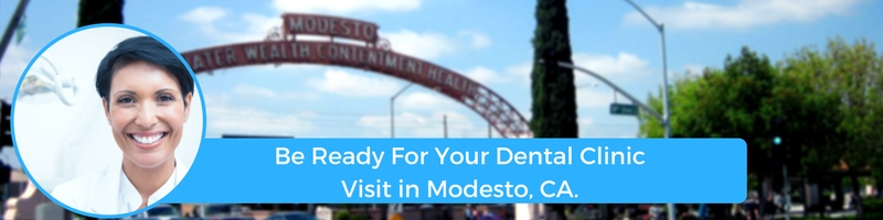 how to prepare for your modesto ca emergency dental clinic visit