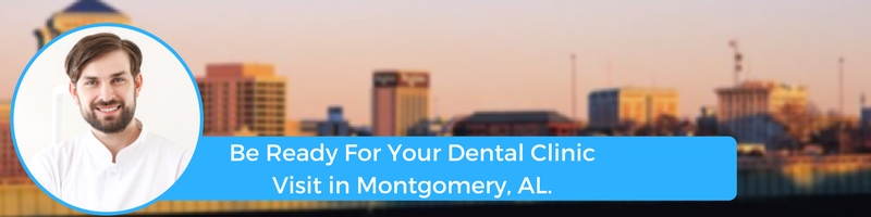how to prepare for your montgomery al emergency dental clinic visit