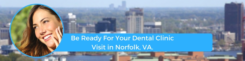 how to prepare for your norfolk va emergency dental clinic visit