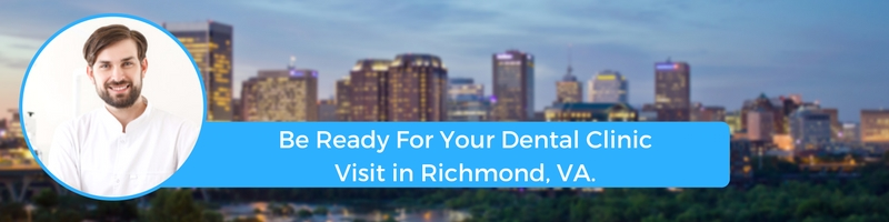 how to prepare for your richmond va emergency dental clinic visit