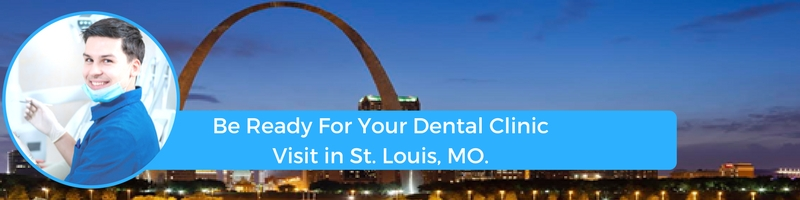 how to prepare for your st. louis mo emergency dental clinic visit