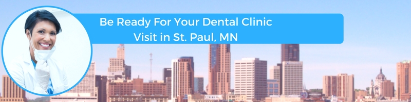 how to prepare for your st. paul mn emergency dental clinic visit