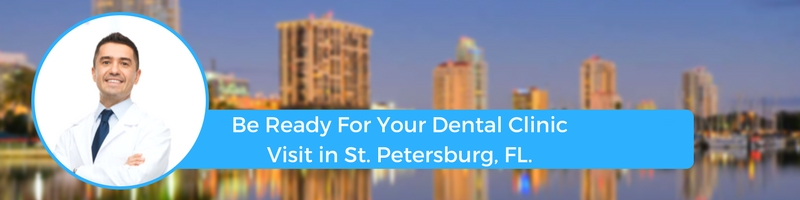 how to prepare for your st. petersburg fl emergency dental clinic visit