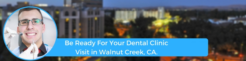 how to prepare for your walnut creek ca emergency dental clinic visit