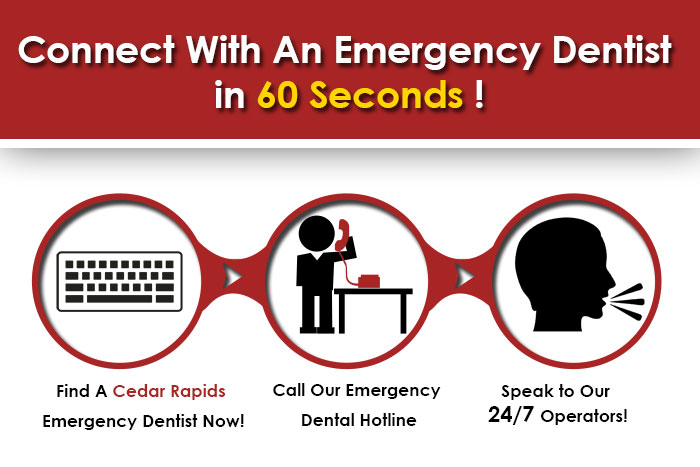 emergency dentist Cedar Rapids