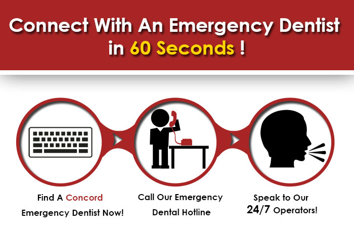 emergency dentist Concord