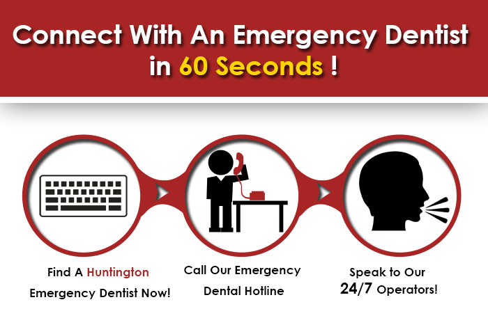 emergency dentist Huntington