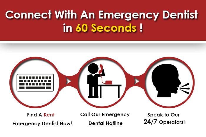 emergency dentist Kent