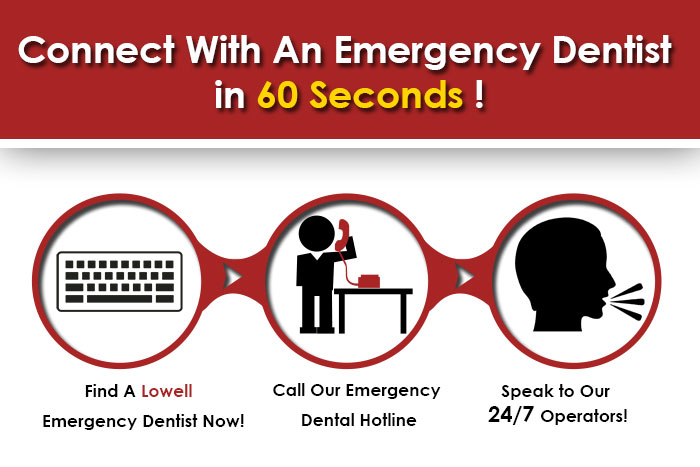 emergency dentist Lowell
