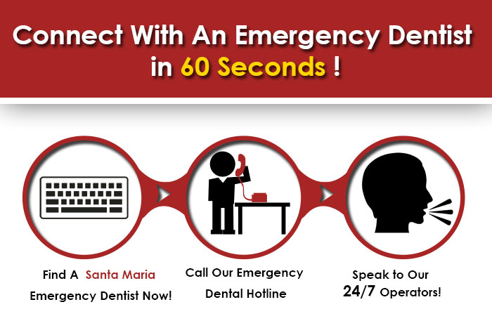 emergency dentist Santa Maria