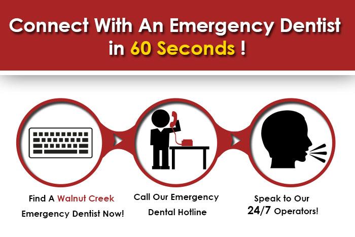 emergency dentist Walnut Creek