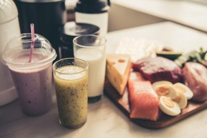 liquid food diet image