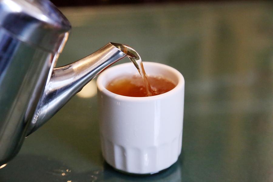medicinal tea image