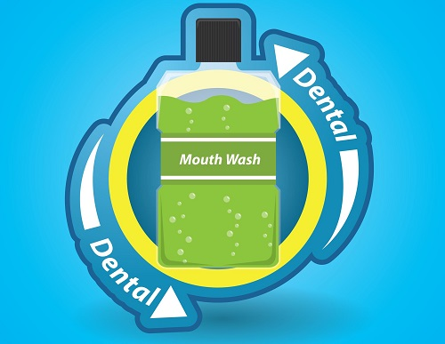 mouth wash image