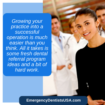 new ways no get dental lead
