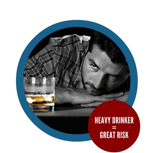 Is High Alcohol Consumption Linked To Oral Cancer?