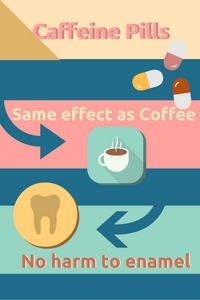 properties of caffeine pills