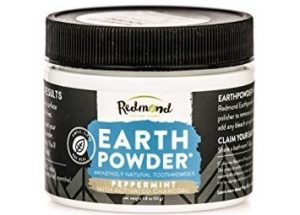 redmond earthpowder tooth gum powder image