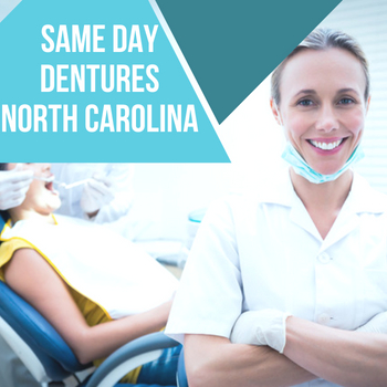 same day dentures north carolina