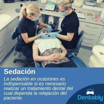sedacion pacientes con sindrome de down
