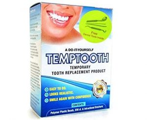 temptooth temporary tooth replacement image