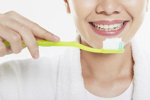 tooth brushing featured image